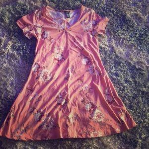Rue 21 floral mini dress